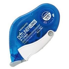 ds-1582352 (まとめ) コクヨ テープのり ドットライナーロング 本体 10mm×36m タ-DM4400-10 1個 【×10セット】 (ds1582352)