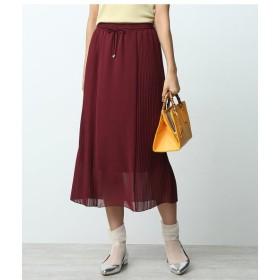 ROPE' / ロペ サイドプリーツスカート