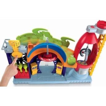 トイストーリー Fisher-Price Imaginext Disney/Pixar Toy Story 3 Pizza Planet W9645