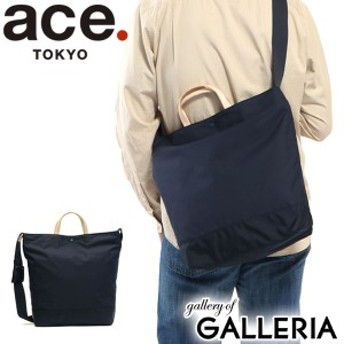 ace. TOKYO エーストーキョー Sporvel ショルダーバッグ トートタイプ 2WAY A4 59630
