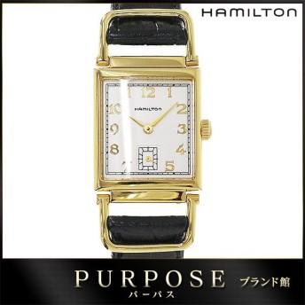ハミルトン HAMILTON 6272 レディース 腕時計 スモールセコンド シルバー 文字盤 クォーツ ウォッチ