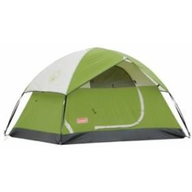 Coleman(コールマン) サンドーム 2人用 ドーム テント グリーン