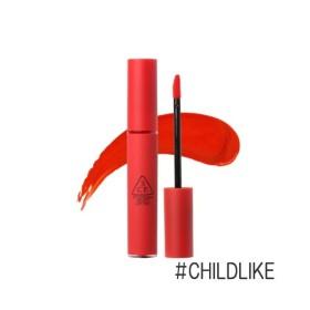 【3CE】(スリーコンセプトアイズ) ベルベットリップティント #CHILDLIKE(4g) ※国内発送