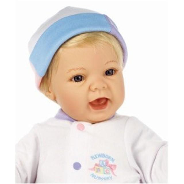 【リーミドルトン】新生児 Sweet Baby ブロンドヘアー/青色の目 #0928/赤ちゃん人形/ベビードール