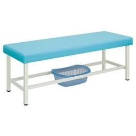 高田ベッド サイズ選択可能 診察台 医療 治療 点滴用ベッド 小児用 脱衣カゴ付 こどもテーブル(無孔) TB-219