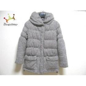 コリーナ collina ダウンジャケット サイズ02 M レディース グレー 冬物            値下げ 20190427