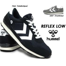 hummel ヒュンメル REFLEX LOW スニーカー HM65307