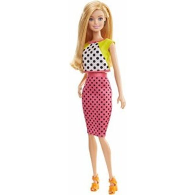 ホビー Barbie バービー Fashionistas Barbie doll ドール 人形 Polka Dot Dress