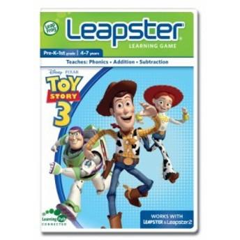LeapFrog Leapster 学習ゲーム:トイストーリー3