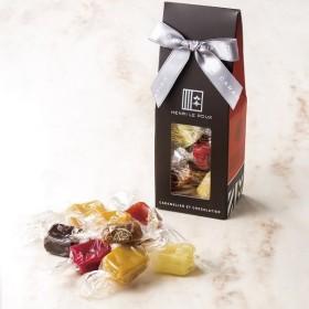 ホワイトデー チョコレート 2017年 アンリ・ルルー キャラメル・セゾン 8個入   百貨店 White day