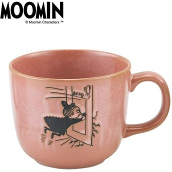 MOOMIN ムーミン ゼロ・ストーンシリーズ スープマグ リトルミイ MM922-36