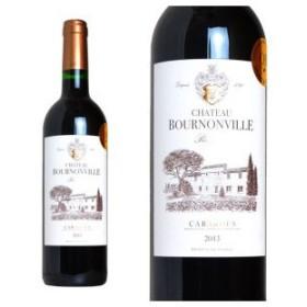 シャトー・ブルーノンヴィル キュヴェ・レゼルヴ 2013年 750ml (フランス 赤ワイン) 12本お買い上げで送料無料&代引手数料無料