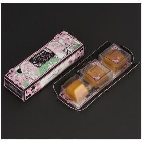〈資生堂パーラー〉春のチーズケーキ(さくら味) 3個入