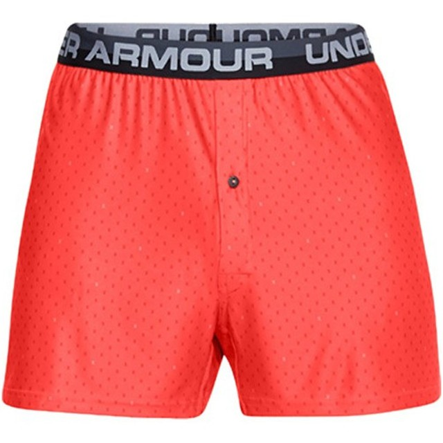 アンダーアーマー(UNDER ARMOUR) オリジナルシリーズ ボクサー UA Original Boxer Short 985:NCL/BLK 1277271 トレーニング アンダーウェア 下着 パンツ