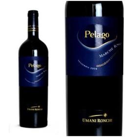 ペラゴ マルケ・ロッソ 2008年 ウマニ・ロンキ社 IGTマルケ  (赤ワイン・イタリア)