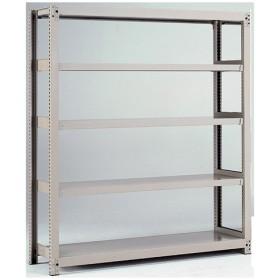 中量ラック 3MH-4345-4 物品棚 収納棚 スチール棚