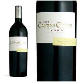 カンポ・エリセオ 2003年 D.O.トロ (赤ワイン・スペイン)