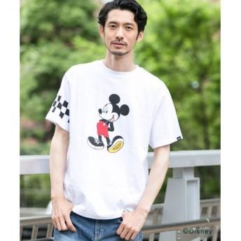 Sonny Label / サニーレーベル VANS 別注 MICKEY MOUSE Tシャツ