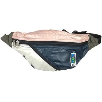メイ(MEI) メンズ レディース ウエストバッグ パッカブル ボトムライン PACKABLE BOTTOMLINE NAVY MEI-000-181005 カジュアルバッグ ヒップバッグ