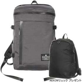 MAKAVELIC マキャベリック CHASE RECTANGLE DAYPACK 3106-10121