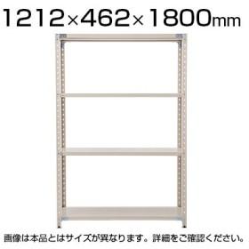 プラス PB 軽量ラック(天地4段)ボルトレス 幅1212×奥行462×高さ1800mm