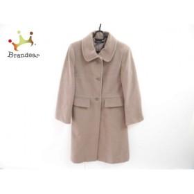 クローム CHROME コート サイズ9R レディース 美品 グレーブラウン 冬物             スペシャル特価 20190131