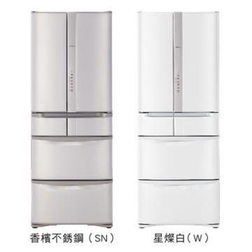 日立 HITACHI RSF48GJ  475公升六門變頻冰箱  日本原裝