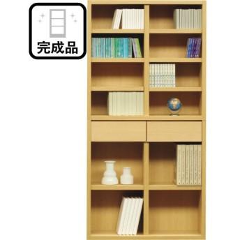 書棚(カゼラ90 LBR) ニトリ 『配送員設置』 『5年保証』