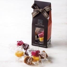 ホワイトデー チョコレート 2017年 アンリ・ルルー アソルティモン・ドゥ・キャラメル 8個入   百貨店 White day