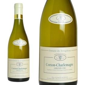 コルトン・シャルルマーニュ グラン・クリュ 2008年 ドメーヌ・デ・テレジュレス 750ml (ブルゴーニュ 白ワイン)