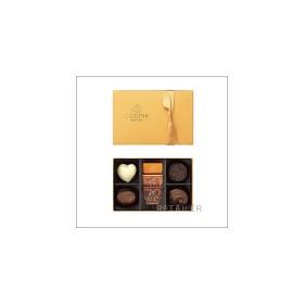 ♪GODIVA ゴディバ ゴールドコレクション 7粒 <お菓子・チョコレート・バレンタインデー・ホワイトデーのお返しに>