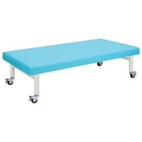 ◇サイズ選択有◇マッサージ 整体 治療 施術ベッド キャスター脚 ワイド キャスロン(無孔) TB-205