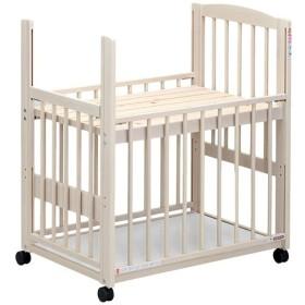 澤田工業 トリプルスライドミニベッド No.36 P型コパン ウォッシャブルホワイト 赤ちゃん ベビーベッド ベビー用寝具 家具