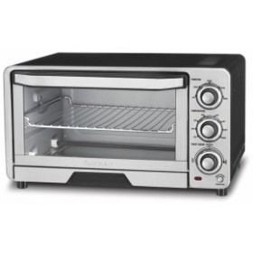 オーブントースター Cuisinart クイジナート カスタム クラシック トースター&オーブン TOB-40 Custom