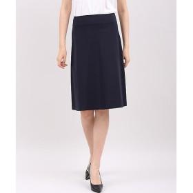 INED / イネド シンプルAラインスカート