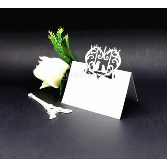 結婚式 ウェディング パーティー 席札 メッセージカード メッセージ用 テーブル飾り