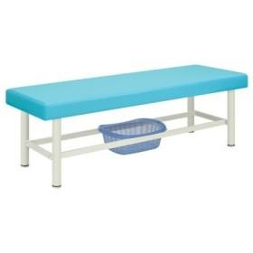 ◇サイズ選択有◇マッサージ 整体 治療 施術ベッド 脱衣カゴ付 外脚DXベッド-2(無孔) TB-122