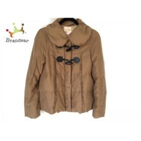 ミニマム MINIMUM ダウンジャケット サイズ2 M レディース ブラウン 冬物       スペシャル特価 20190218