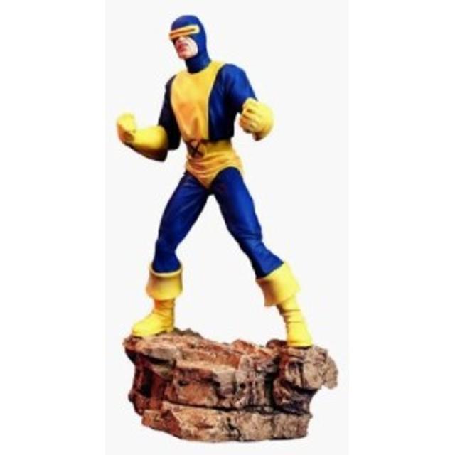 Silver Age X-Men (エックスメン) : Cyclops Statue フィギュア おもちゃ 人形