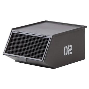 収納ケース 衣類収納 チェスト インテリア スタッキングトレーボックス グレー LFS-441GY