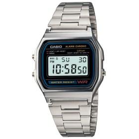 CASIO カシオ 腕時計 スタンダードウォッチ メンズ デジタル シルバー A158WA-1JF ( デジタル腕時計 メンズウォッチ チープカシオ )