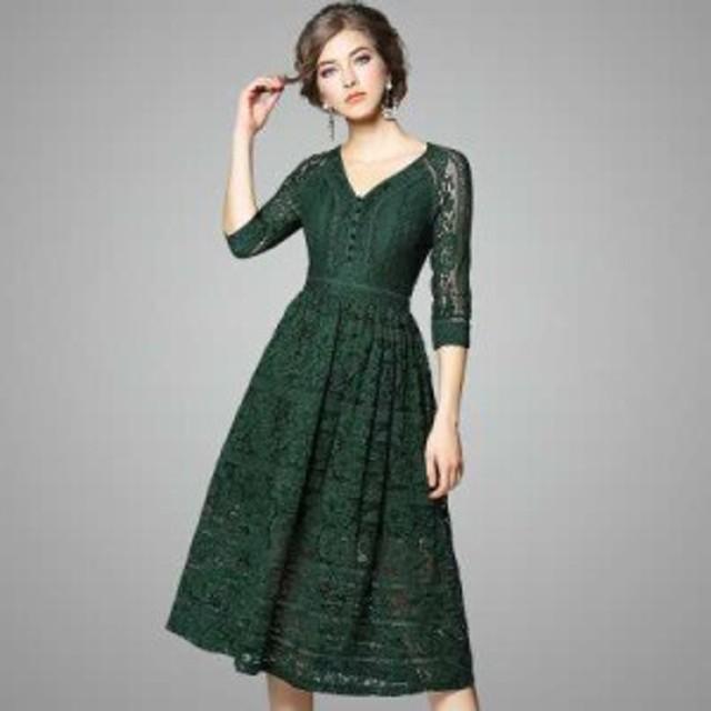 a4f7b8bc7837c 黒 赤 袖あり パーティードレス ワンピースドレス ワンピース ドレスワンピ お呼ばれドレス イブニングドレス 結婚