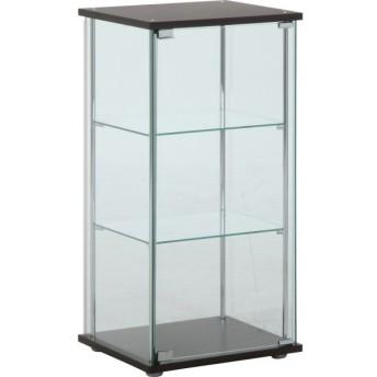 コレクションケース ガラスコレクションケース ガラス ディスプレイ ディスプレイラック ガラスケース TMG-G02
