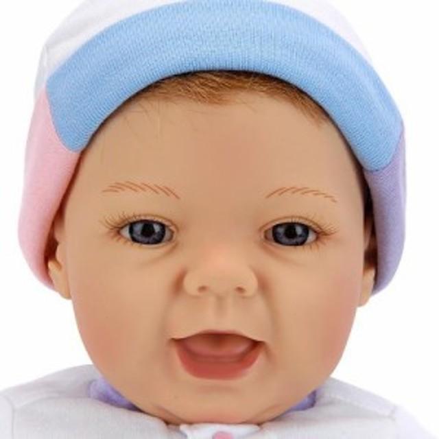 【リーミドルトン】新生児 Sweet Baby ストロベリー ブロンドヘアー/青色の目/赤ちゃん人形/ベビ