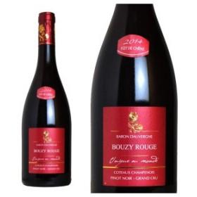 コトー・シャンプノワ グラン・クリュ ブジー ルージュ ミレジメ2014年 バロン・ドーヴェルニュ 750ml (フランス 赤ワイン)