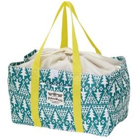 レジカゴバッグ ファニーフィールド ツリーグリーン 400802303 雑貨 バッグ 買い物