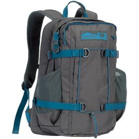 マウンテンスミス(MOUNTAINSMITH) リュックサック グランドツアー GRANDTOUR 12-Anvil Grey 4037012 バックパック バッグ 鞄 通勤通学 アウトドア