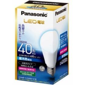パナソニック LDA4DGK40ESW LED電球(昼光色) E26口金 一般電球タイプ 広配光