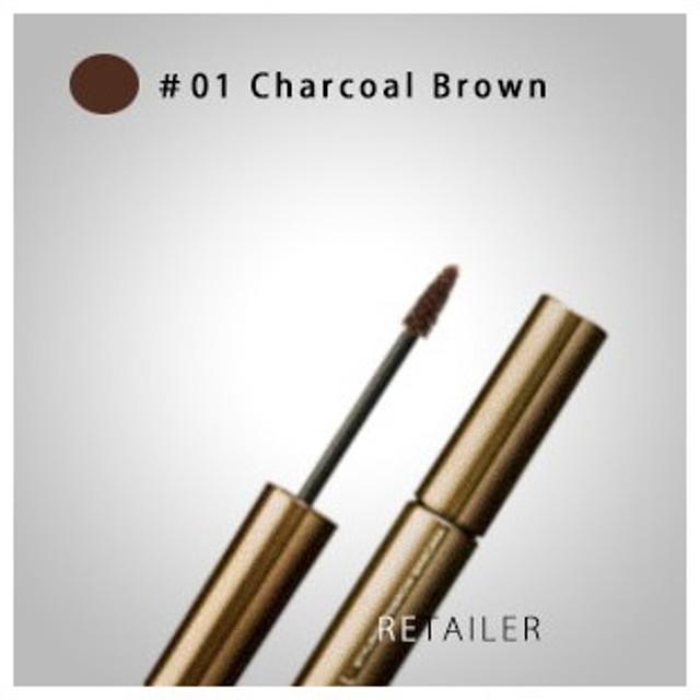 ♪  #01 Charcoal Brown LUNASOL ルナソル スタイリングアイブロウマスカラ  01 Charcoal Brown<アイブロウ><マスカラ><カネボウ>