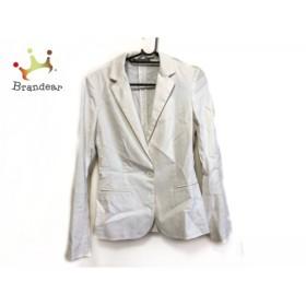 セオリーリュクス theory luxe ジャケット サイズ36 S レディース 白 肩パッド       スペシャル特価 20190515